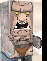 Giant Character
