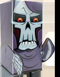 Grim Reaper Character