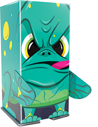 Lizard Character