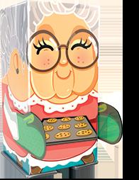 Grandma Character