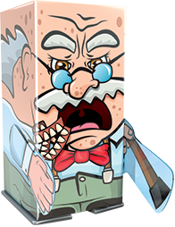Grandpa Character